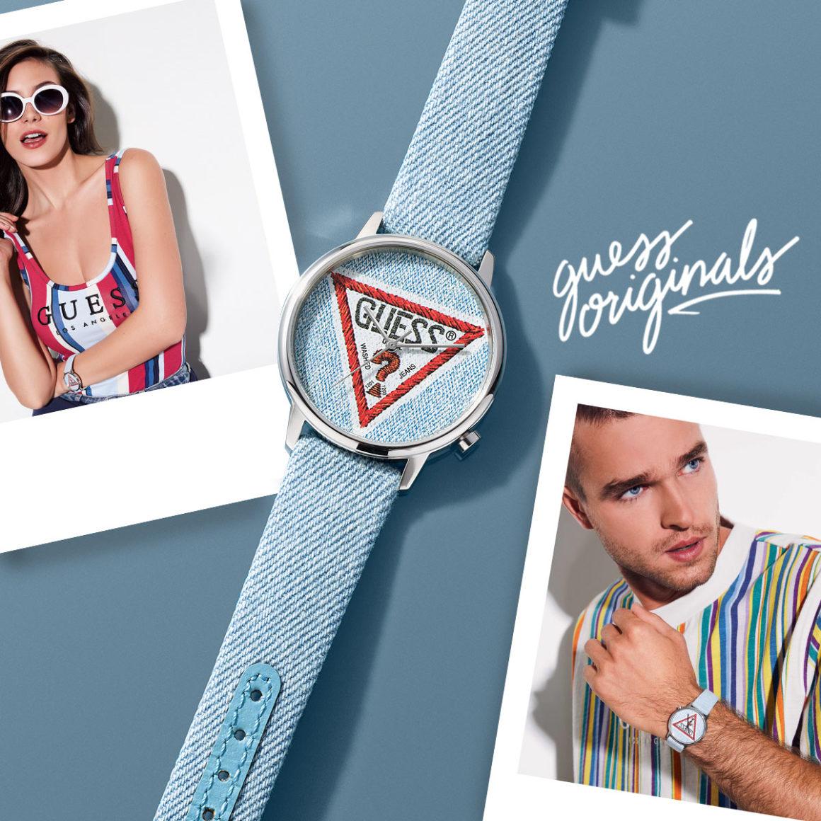 Nowa kolekcja zegarków GUESS Originals w Time Trend