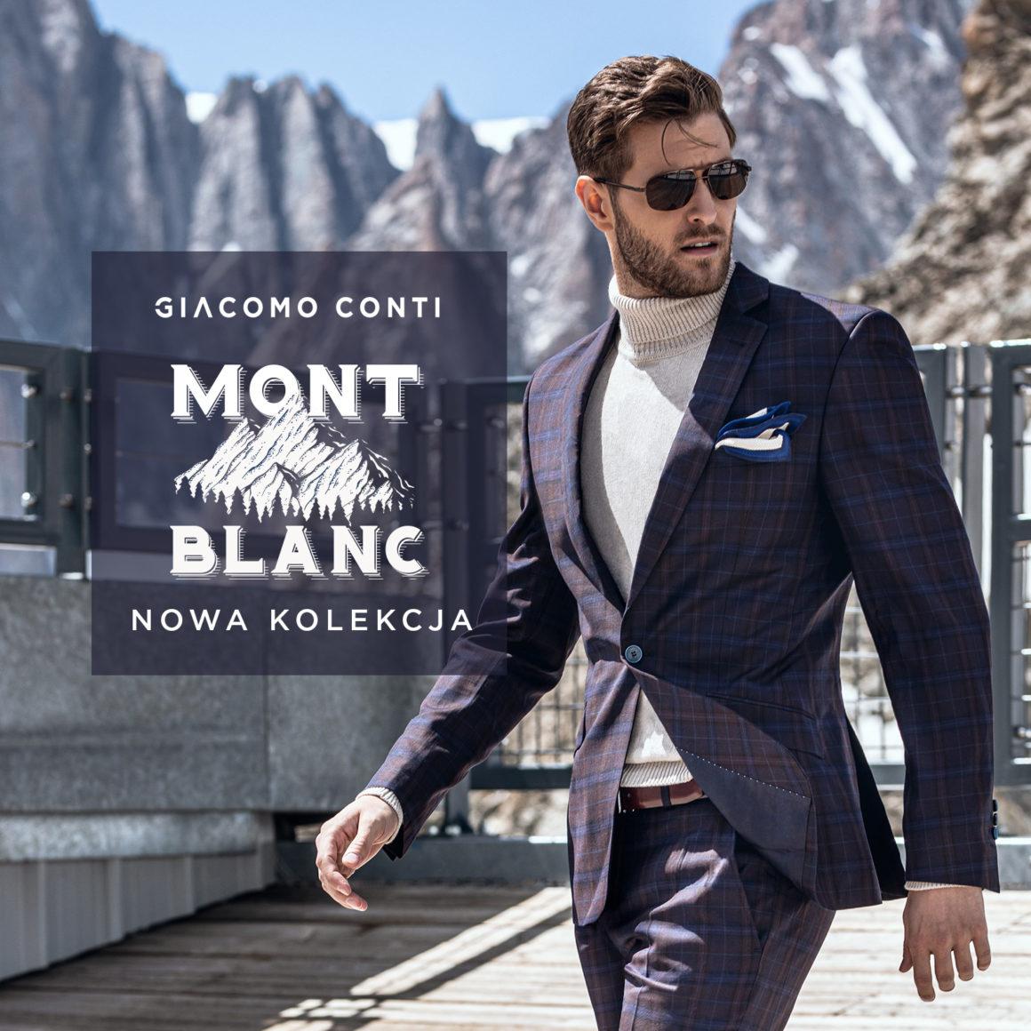 Kolekcja Mont Blanc w Giacomo Conti