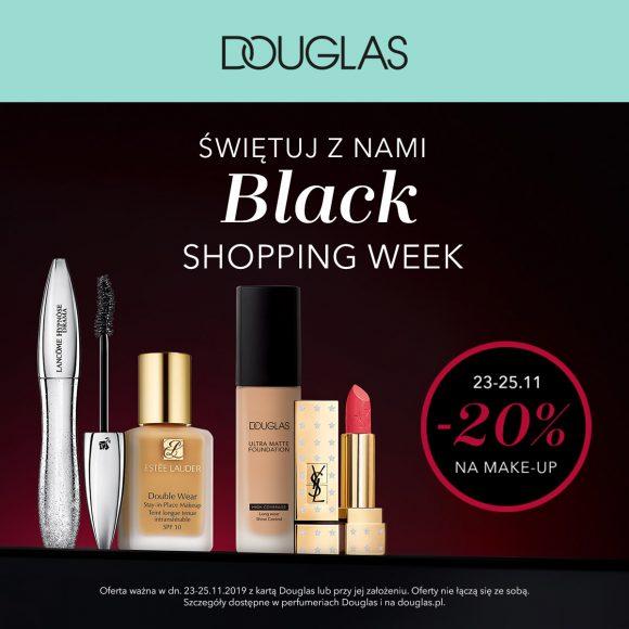 BLACK SHOPPING WEEK!