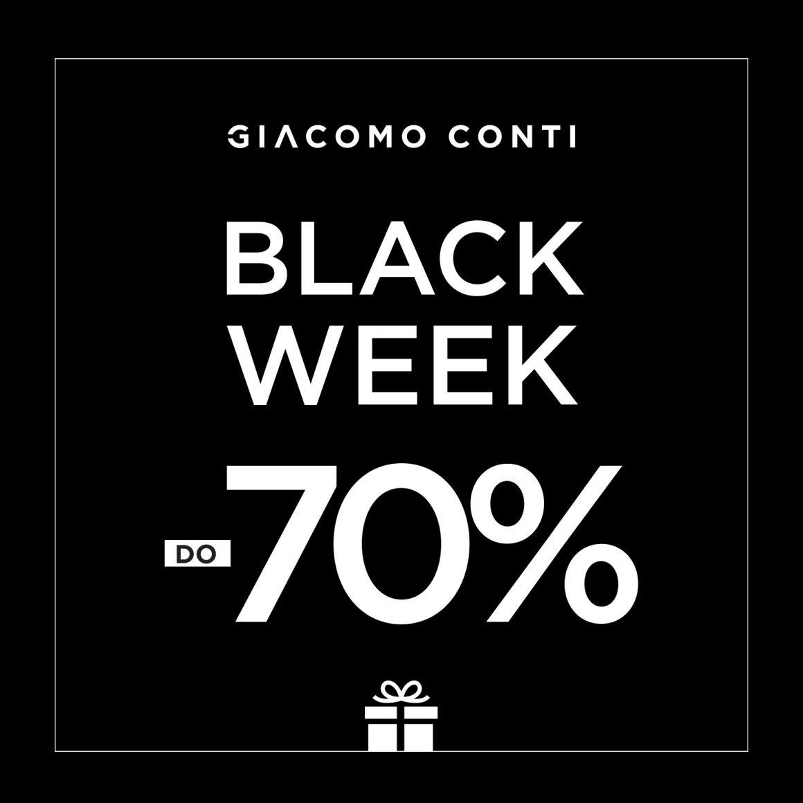 #blackweek w Giacomo Conti?