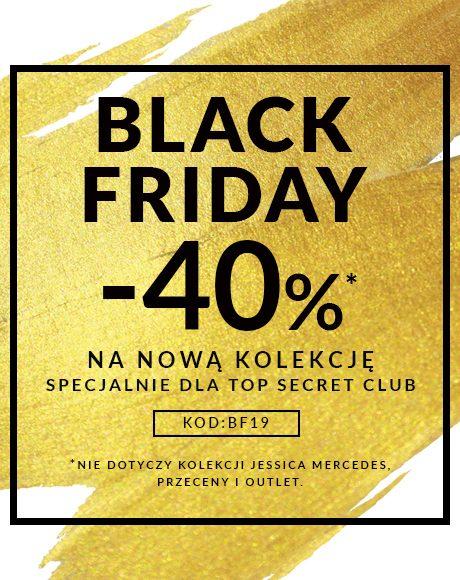 Black Weekend w TOP SECRET