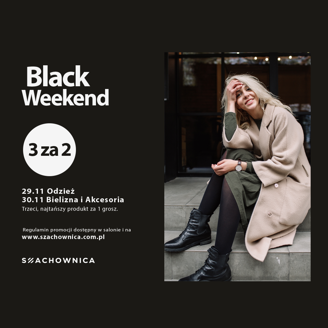 Black weekend w Szachownicy