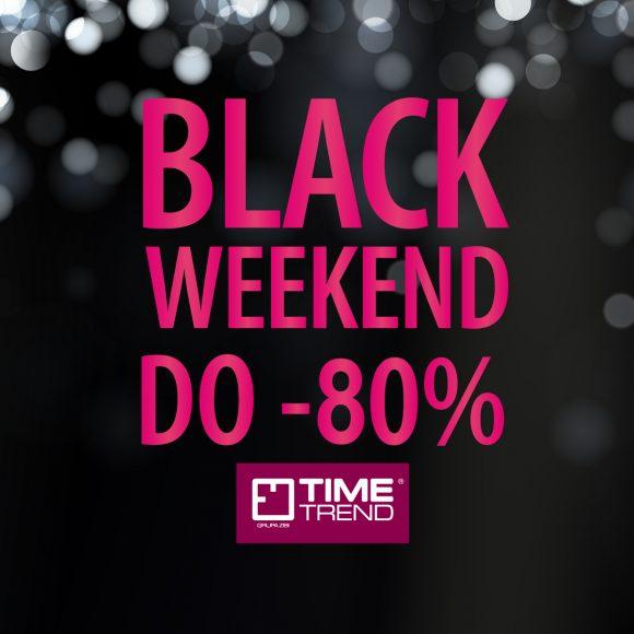 Black Weekend w Time Trend!