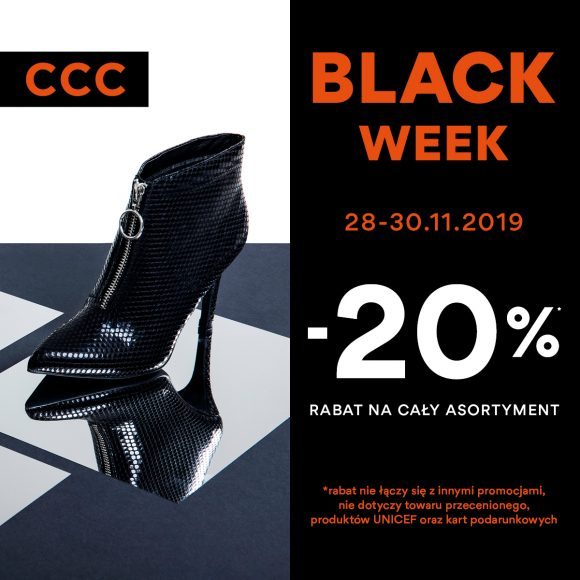 BLACK WEEK W CCC