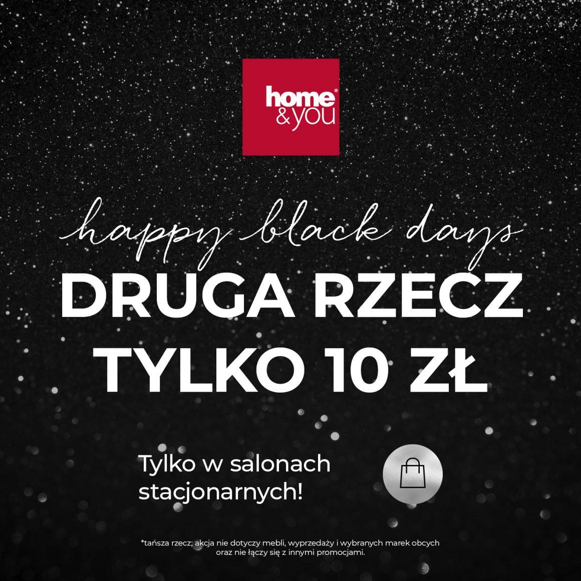DRUGA RZECZ 10 zł W HOME AND YOU