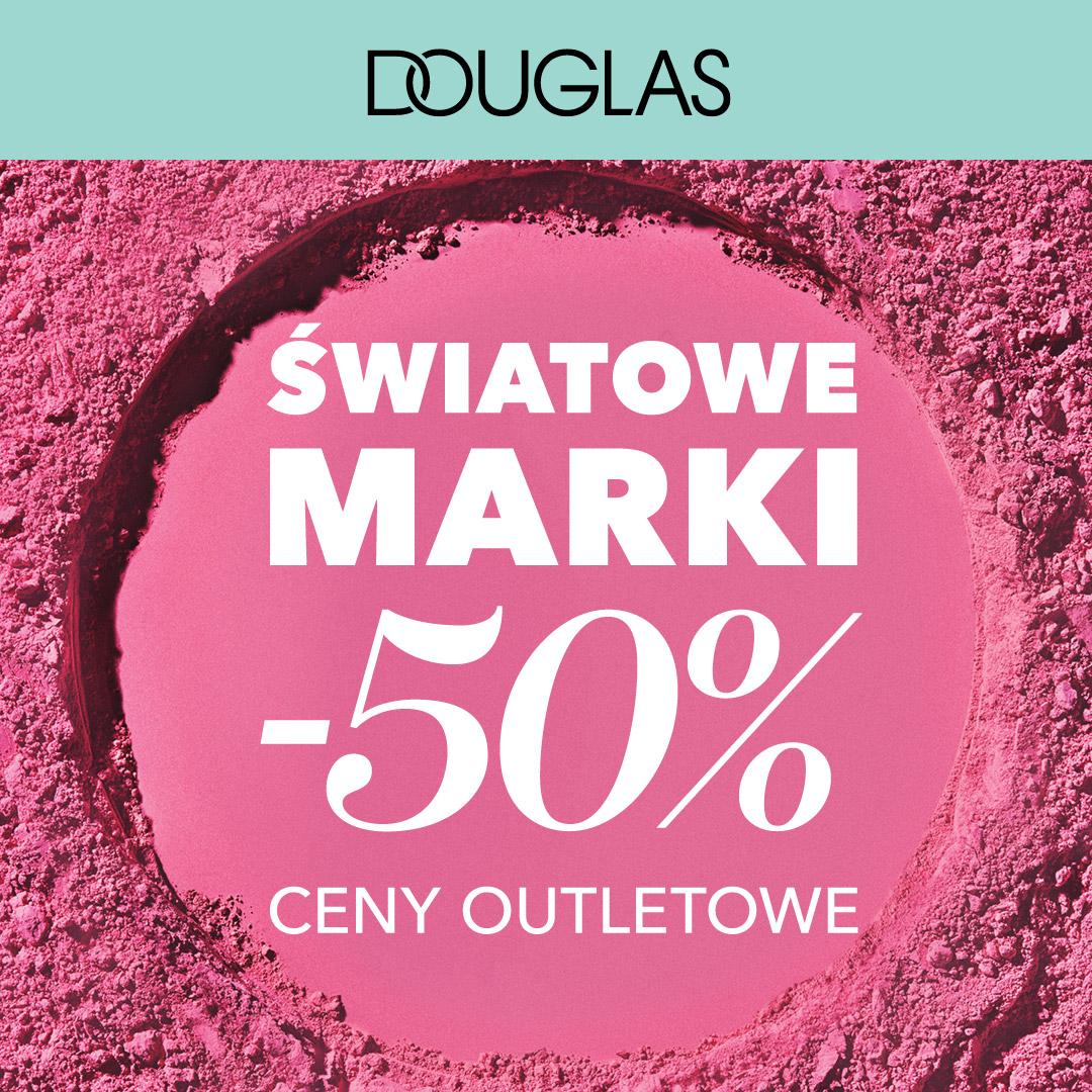 -50% w Perfumeriach Douglas