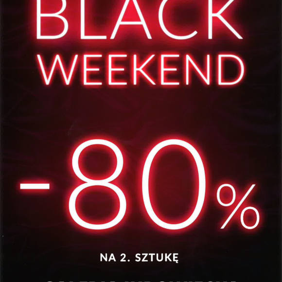 Black Weekend Top Secret