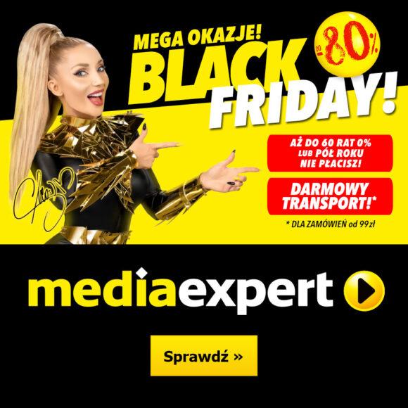 Mega Okazje! – Black Friday! Nawet do – 80 %