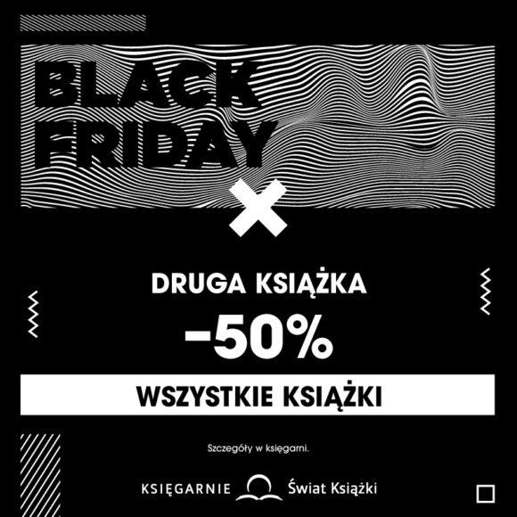 Black Friday w Księgarni Świat Książki!