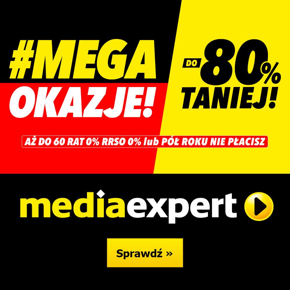 #Mega Okazje! Taniej do -80%
