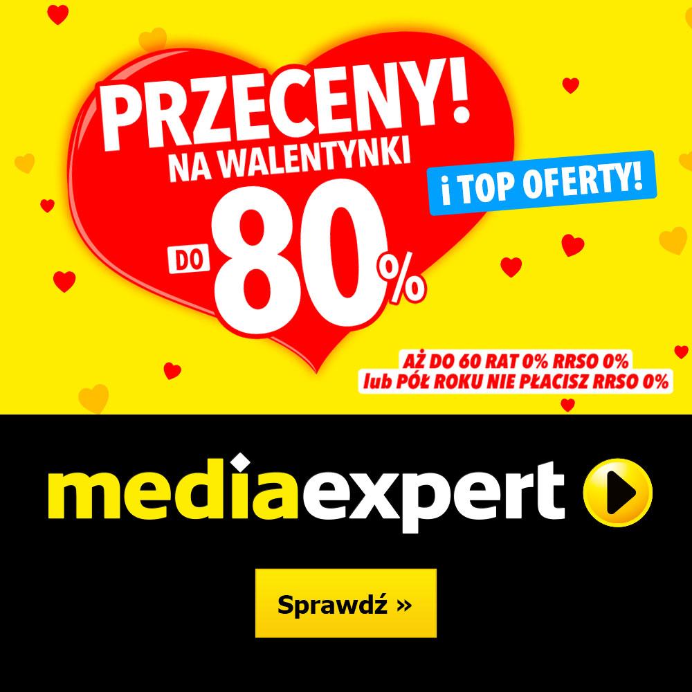 Przeceny na Walentynki do -80%