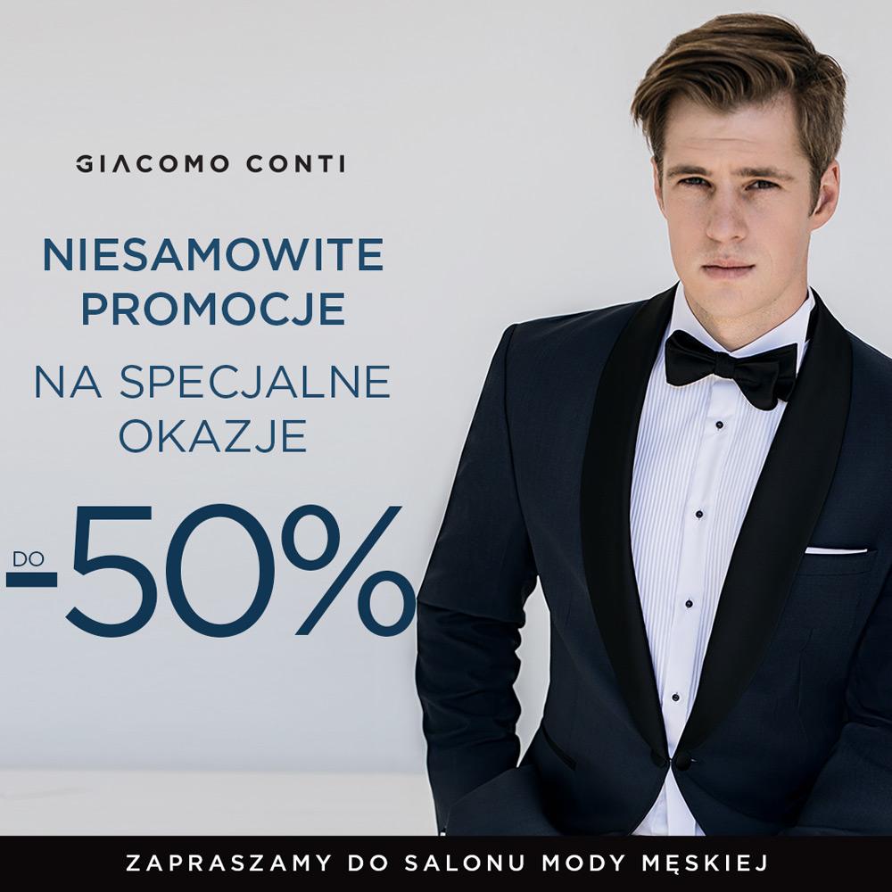 Niesamowite promocje na specjalnie okazje do -50%!