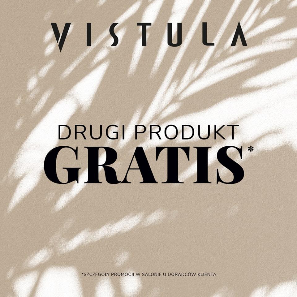 Drugi produkt GRATIS w salonie Vistula!