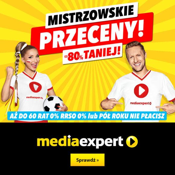 """""""Mistrzowskie przeceny!"""""""