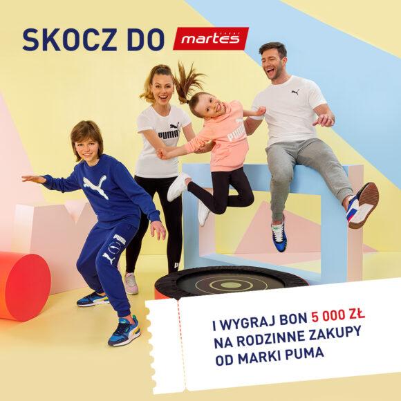 Skocz do Martes Sport: Puma x Martes Sport!