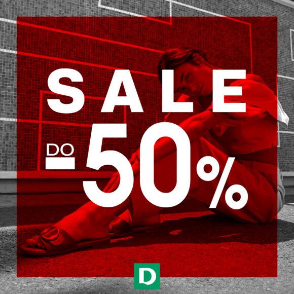DEICHMANN promocja do -50%!