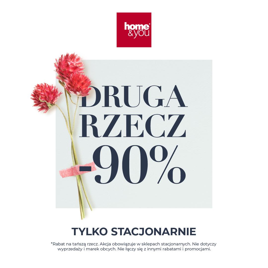 HOME&YOU – Druga Rzecz -90%