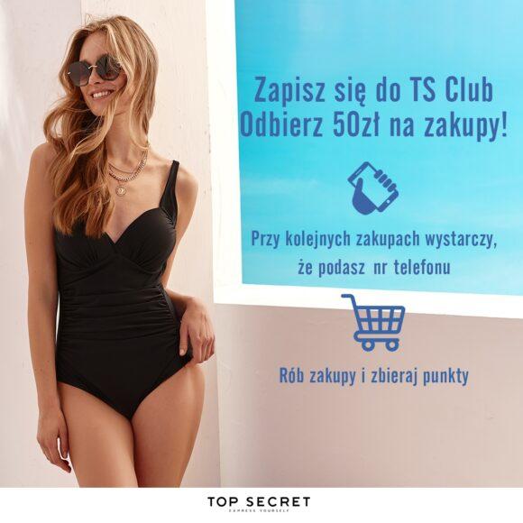 A Wy już należycie do Top Secret Club?💗