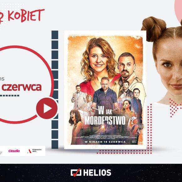 """30.06 – Kino Kobiet – """"W jak morderstwo"""""""