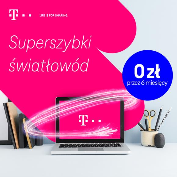 Światłowód T-Mobile jest już w Białymstoku!