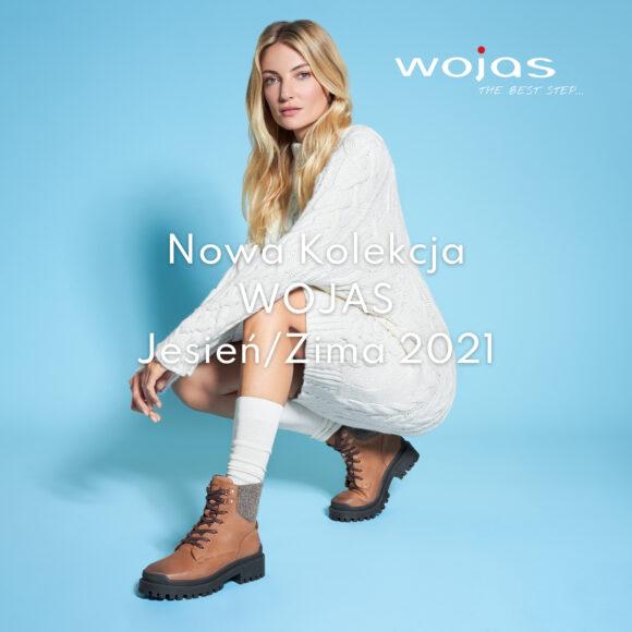 WOJAS, Nowa Kolekcja JESIEŃ/ZIMA 2021