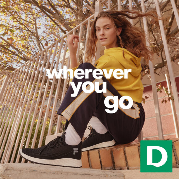 Wherever you go – Deichmann!