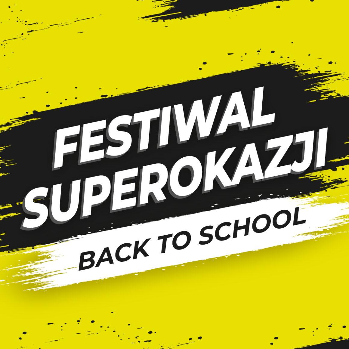 Rebel Electro ruszył Festiwal SuperOkazji!