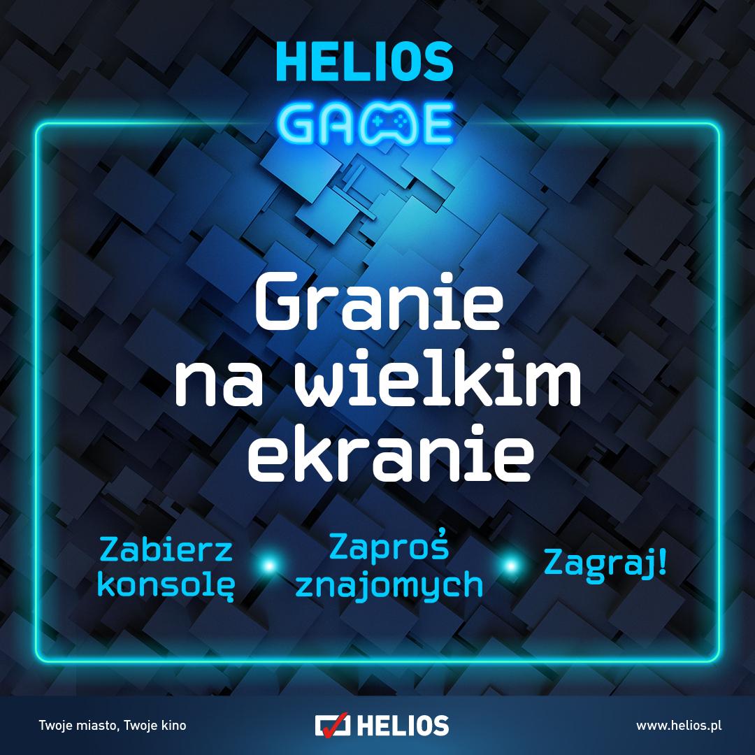Helios Game – Granie na wielkim ekranie!