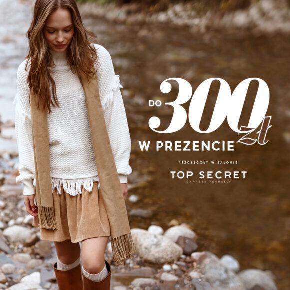 Świętujemy 25 lat marki Top Secret!
